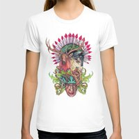 totem T-shirts featuring Totem by RAZTINE