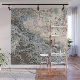 Misterios lang Wall Mural