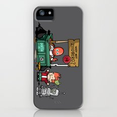 The Doctor is In.... Why not Zoidberg? Slim Case iPhone (5, 5s)