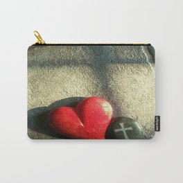 """""""Heart and Soul"""" Carry-All Pouch"""