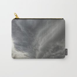 Cloud Wall Turning Carry-All Pouch