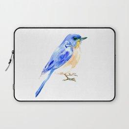 Eastern Bluebird Laptop Sleeve