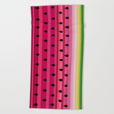 Love of a Watermelon Beach Towel