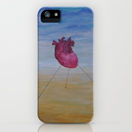 Sacred Heart 2014 iPhone Case