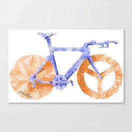 TT Bike Canvas Print