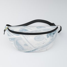 Time and Money Fanny Pack