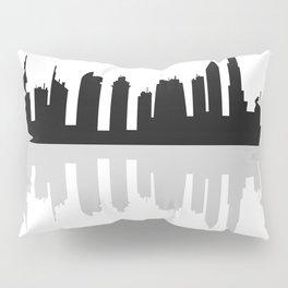 dubai skyline Pillow Sham