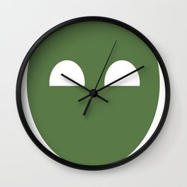 Halo ODST Superintendent - Calm Wall Clock