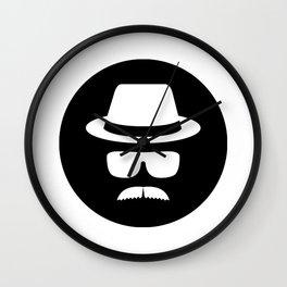 Breaking Bad Heisenberg Walter White Wall Clock
