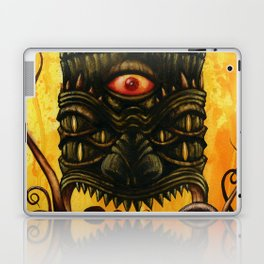 LovecrafTiki Laptop & iPad Skin