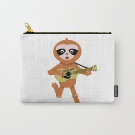 Sloths rock Carry-All Pouch