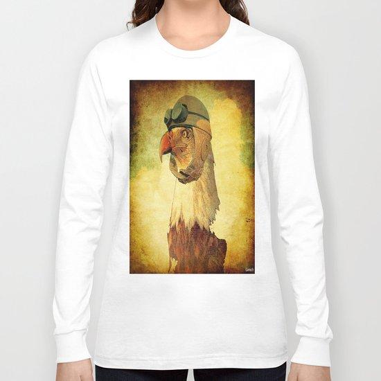 Captain eagle Long Sleeve T-shirt