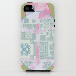 Tortugueando iPhone Case