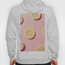 #02_Lemons in pink Hoody