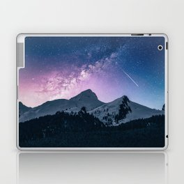 Mountains & Milky Way Laptop & iPad Skin