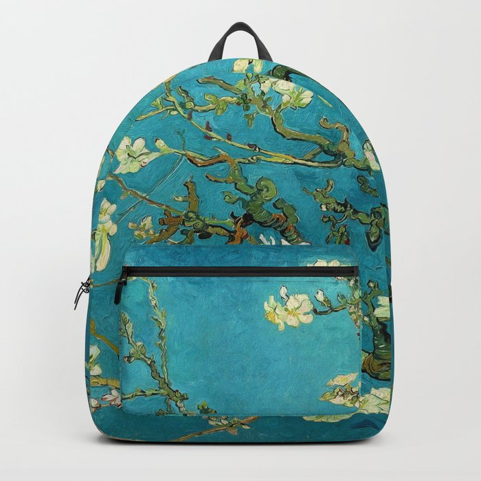 Vincent Van Gogh Blossoming Almond Tree Rucksack