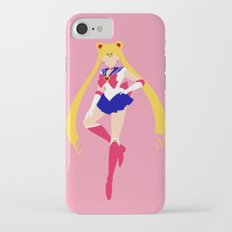 Sailor Moon Classic Colors (Pink) iPhone 7 Slim Case