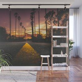 California Dreamin' Wall Mural
