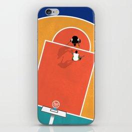 Street Basketball  iPhone Skin