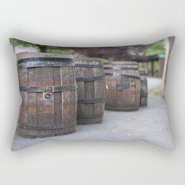 Barrel of Fun Rectangular Pillow