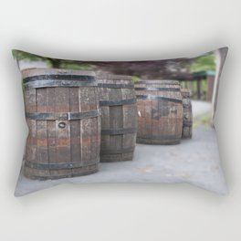Barrel of Fun Rectangular Pillow