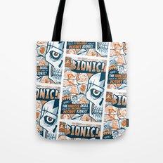 BIONIC! Tote Bag