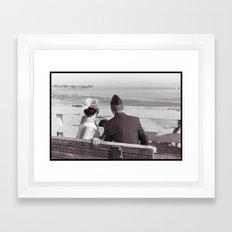 Seize Framed Art Print
