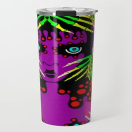 purple imp Travel Mug