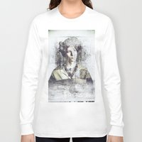 ginger Long Sleeve T-shirts featuring GINGER by vlphotography