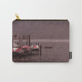 Lugano Vintage Carry-All Pouch