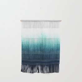 Teal Ombré Wall Hanging