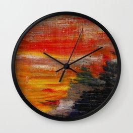 Lack of Life Wall Clock