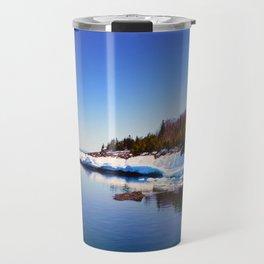Presque Isle Travel Mug