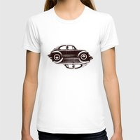 ying yang T-shirts featuring VW Ying and Yang by Vin Zzep