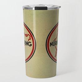 Nürburgring, the Green Hell Travel Mug
