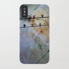 Night Spark iPhone X Slim Case
