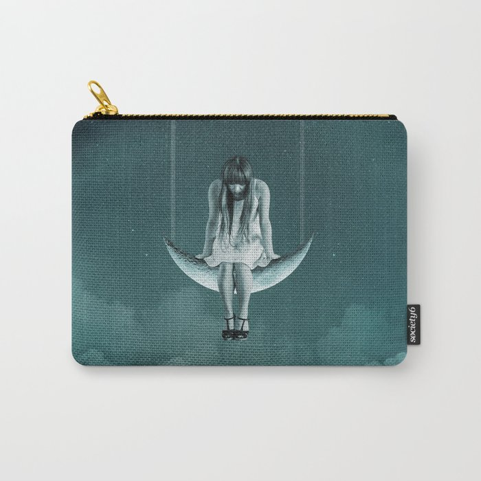 Moon Girl Dreams Carry-All Pouch