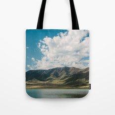 Utah Hills Tote Bag
