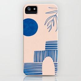 Greek Island // Summer Islands iPhone Case