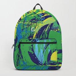 Green Bang Backpack