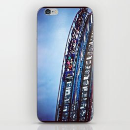 Ups and downs iPhone Skin