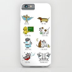 Know Your Dogs iPhone 6s Slim Case