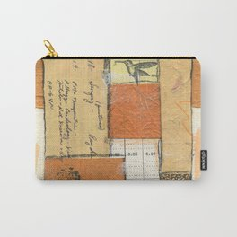 Flying Colors in Orange Carry-All Pouch