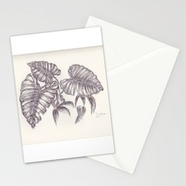 BALLPEN TRAVEL IN LAOS 6 Stationery Cards