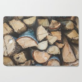 Wood / Photography Print / Photography / Color Photography Cutting Board