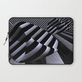 Steiner's Surface in OpArt-design Laptop Sleeve
