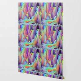 Pixel Sorting 43 Wallpaper