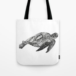 the lil sea guy Tote Bag