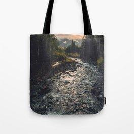 The Sandy River II Tote Bag