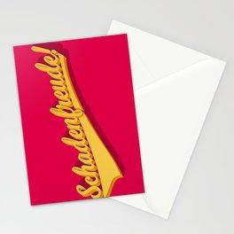 Schadenfreude! Stationery Cards